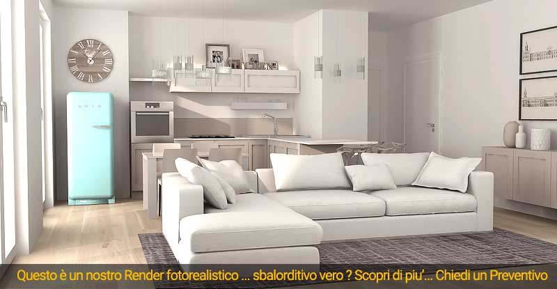 Come arredare casa architetto on line come arredare for Progetto arredo casa on line