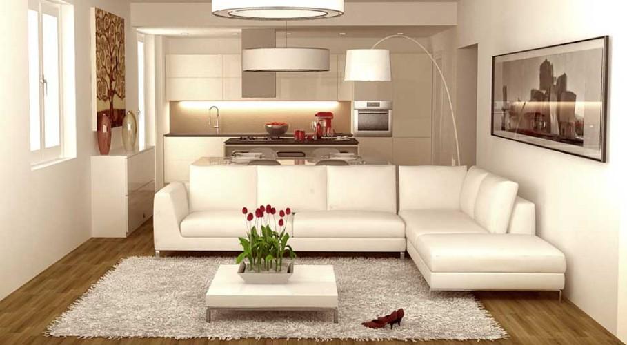 Un appartamento da 85 mq. da ridistribuire ed arredare ...
