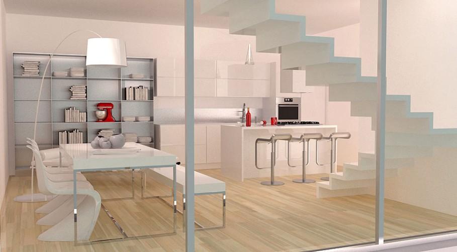 Progetto casa 120 mq pianta casa mq free pianta casa mq for Progetto casa 120 mq due piani