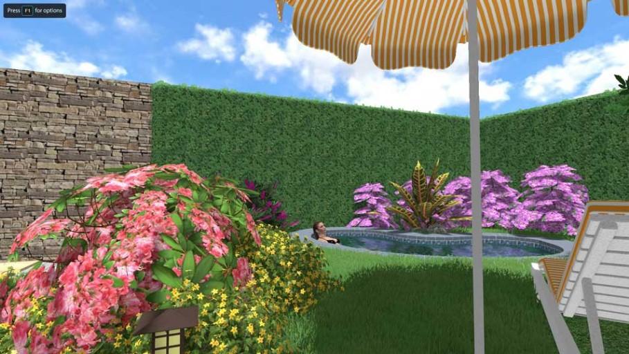 Progetto giardino piccolo fabulous giardini design - Progetto giardino piccolo ...