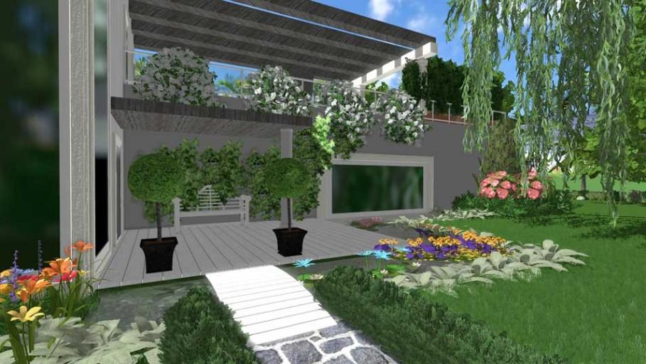 Progettare giardino di casa - Progettare giardino di casa ...