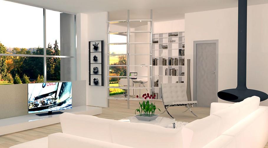 Progetto arredamento casa latest scala a giorno a due for Progettare mobili online
