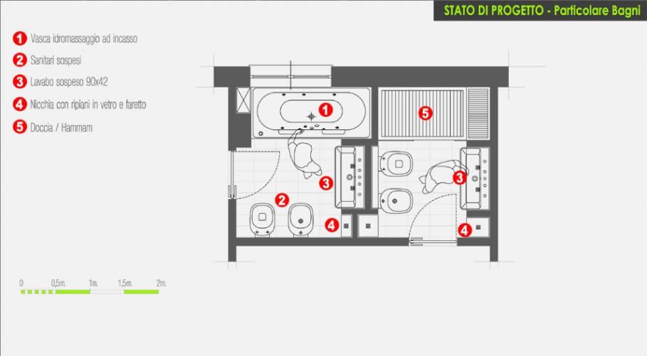 Come ricavare un secondo bagno - Architetto On line | Come ...