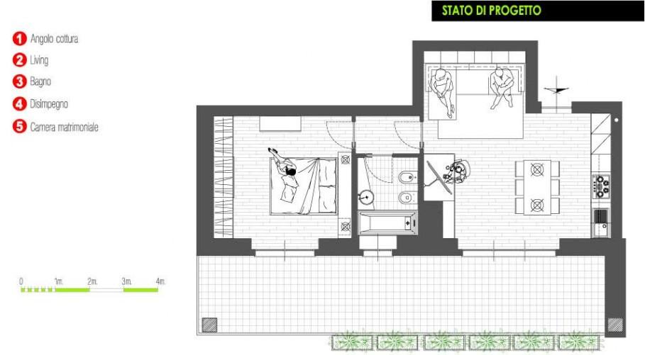 Casa 70 Mq. Immagine With Casa 70 Mq. Casa 70 Mq With Casa 70 Mq ...